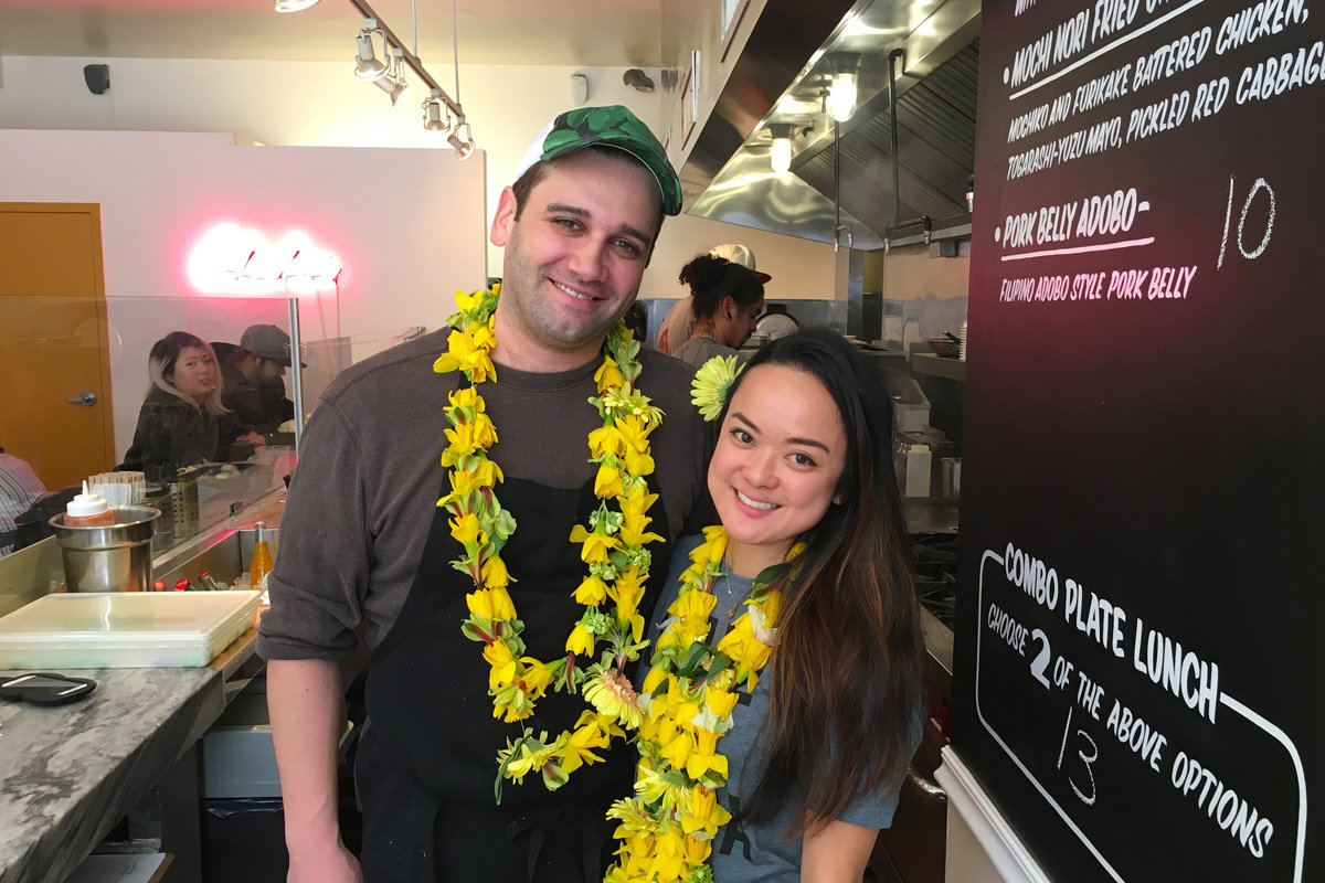 Kennett Square Native Brings Hawaiian-Style Snack Shop to Philadelphia