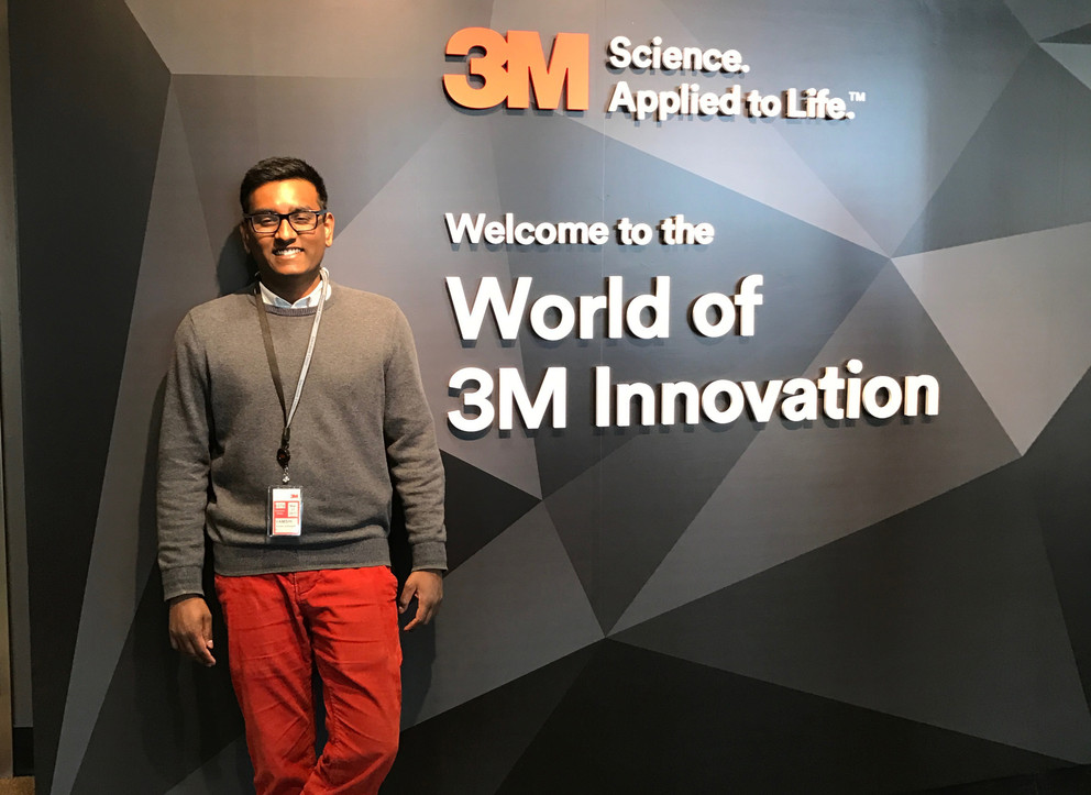 Downingtown East Grad Wins National 'Invent a New Future Challenge'