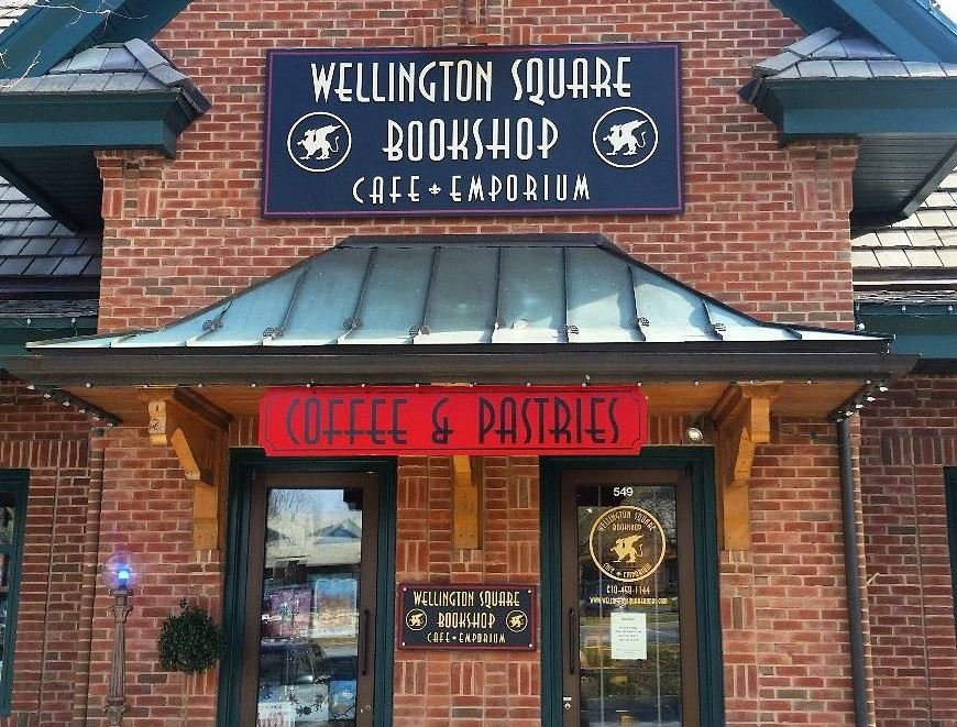 Exton's Wellington Square Bookshop the Best Bookstore in Pennsylvania