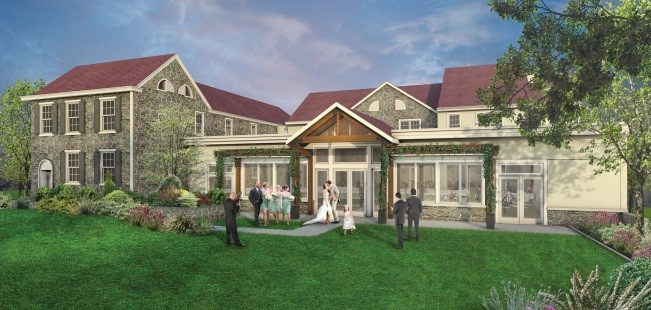 Farmhouse at People's Light to Unveil Expansion of Wedding, Event Space