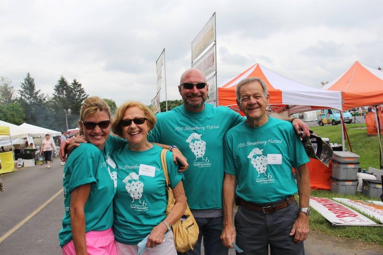 Volunteers Needed for Strawberry Festival