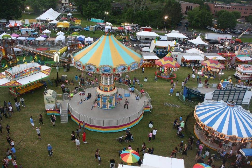 Sunday is Final Day of Annual Strawberry Festival