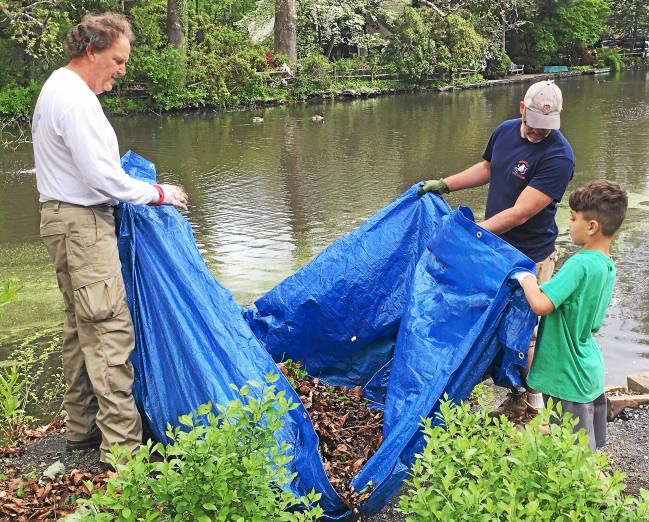 West Chester's Clean-Flo Helping to Save Lake in Bucks County