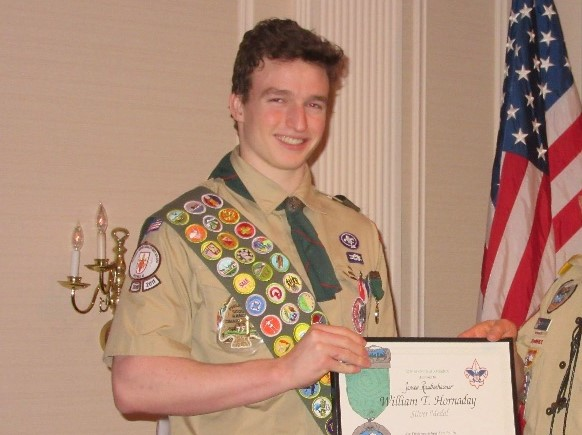 Vanderbilt-Bound Eagle Scout from West Chester Makes History with Prestigious Award