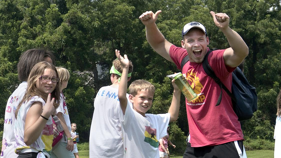 YMCA Summer-Camp Counselors Have Rewarding Experiences; Job Fair Set for Sunday