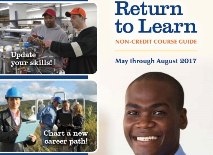 Delaware County Community College Releases New Non-Credit Course Guide
