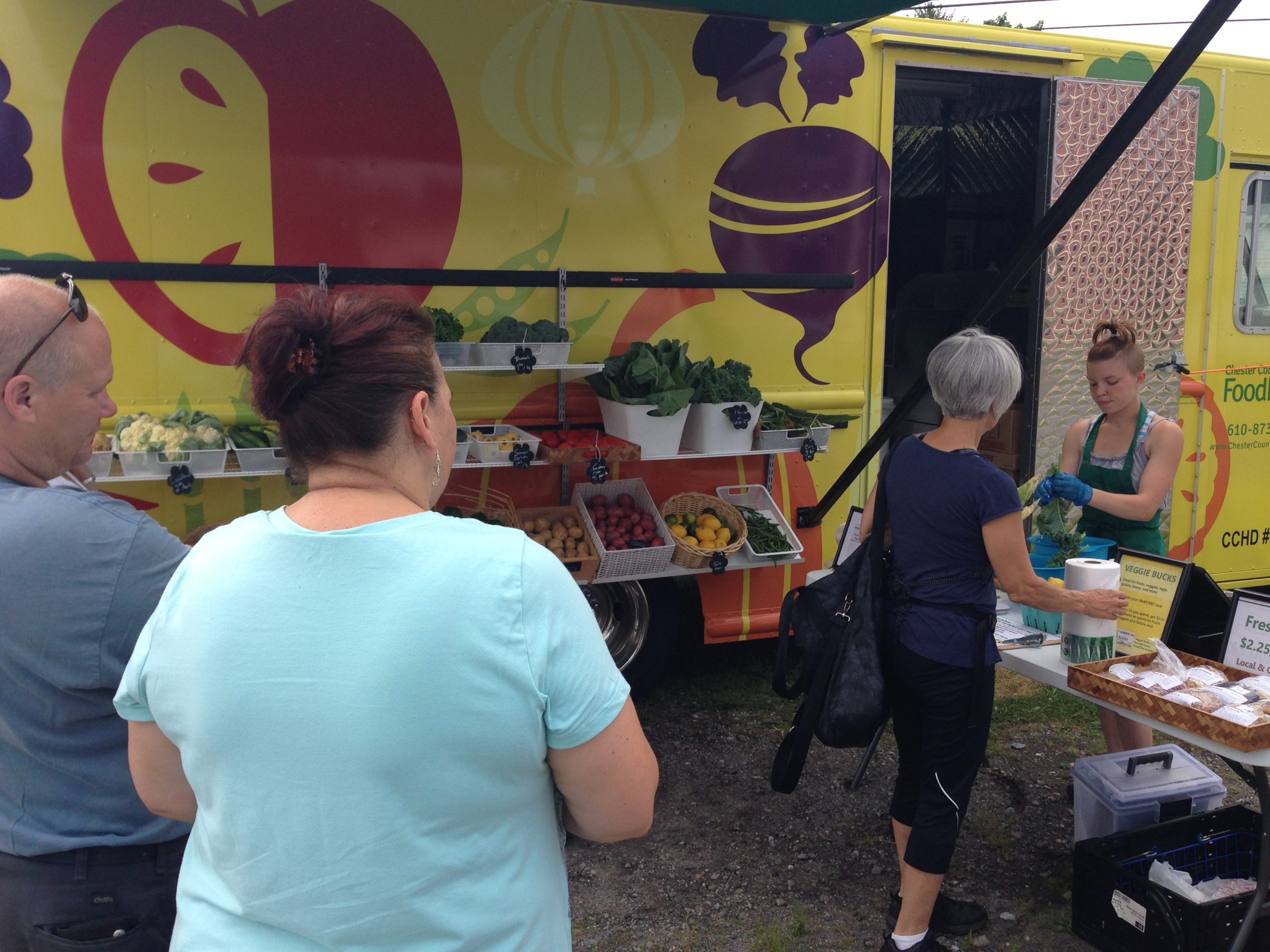 Chester County Food Bank's Fresh2You Offers Prescription for Treating Hunger