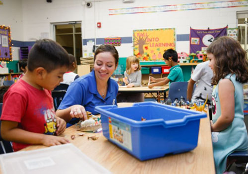 YMCA: Five Features That Make for the Best Kindergarten Class Ever