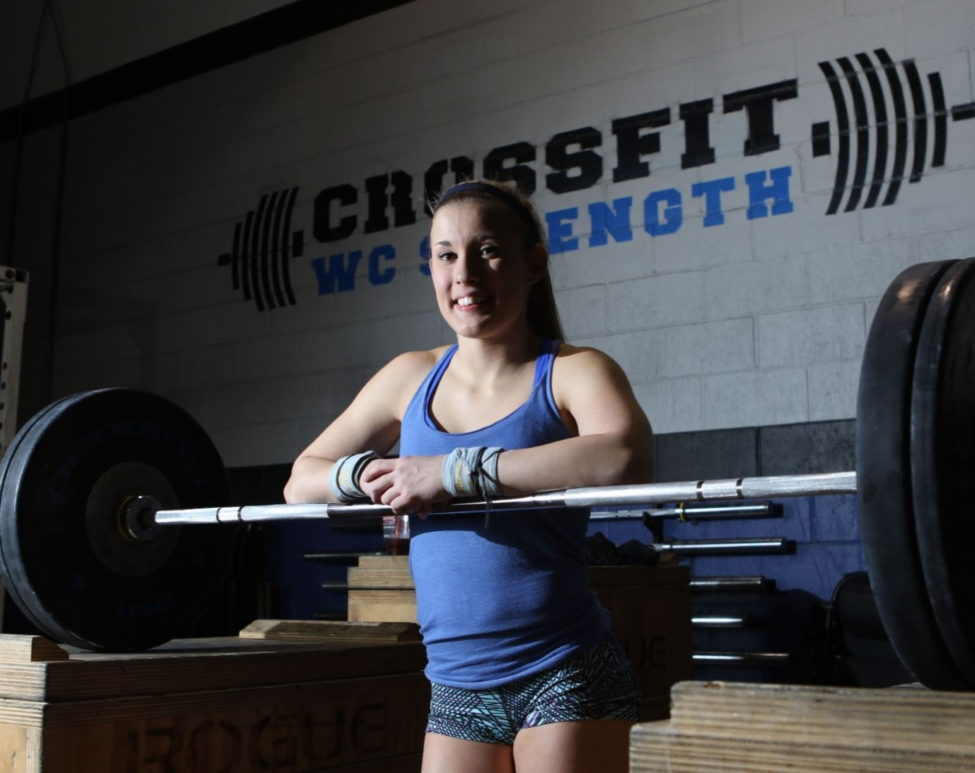 Diminutive, Yet Fast-Rising Weightlifter from WCU Chosen for World University Games