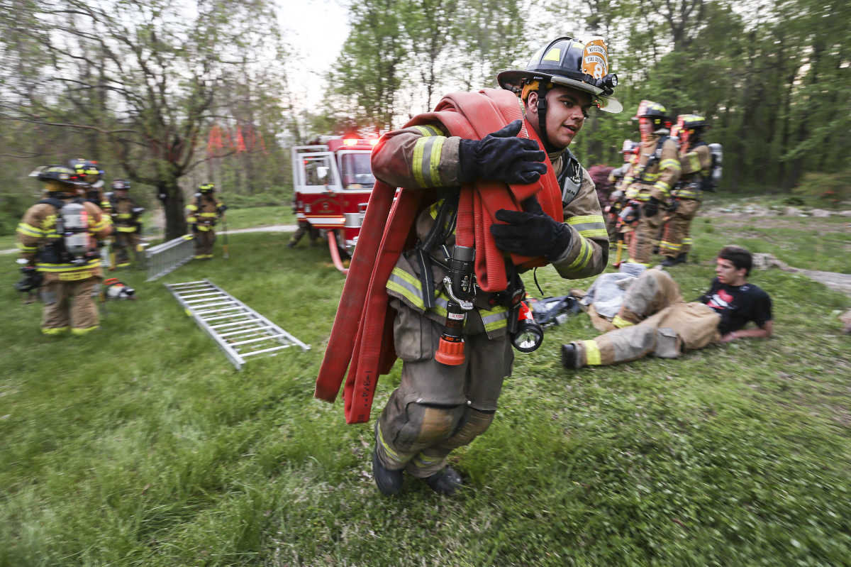 Volunteer Firefighters in Chester County Face Recruiting Crisis