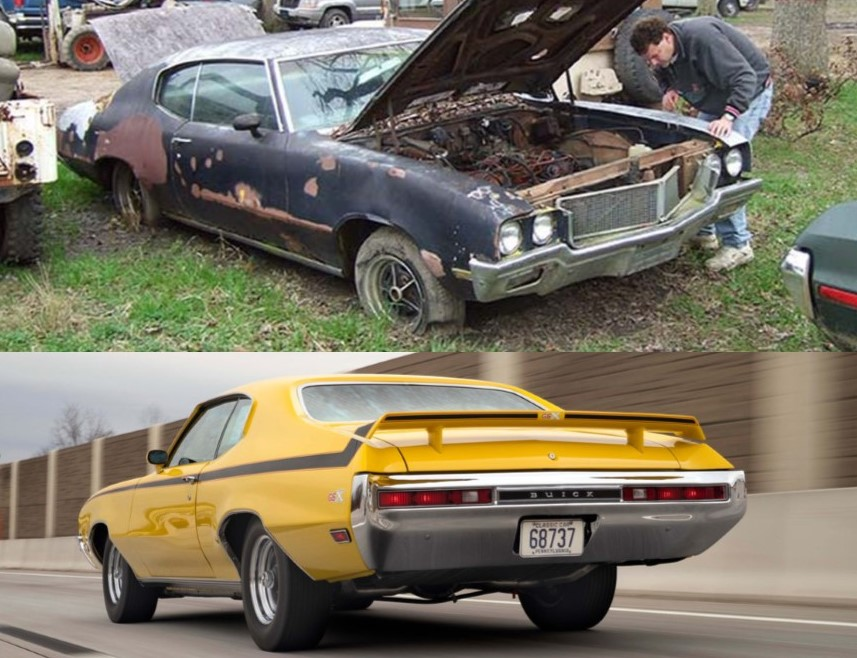 Exton Car Restorer Turns 'Derelict' 1970 GSX into 'Ultimate Buick'
