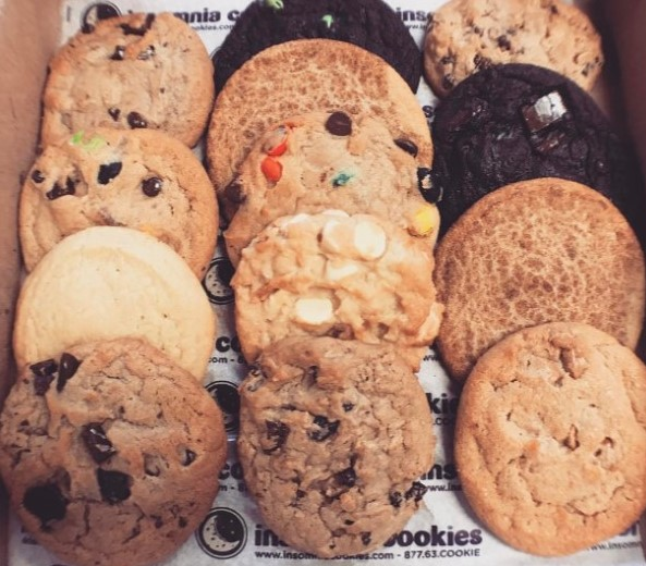 Philly-Based Insomnia Cookies Coming to West Chester