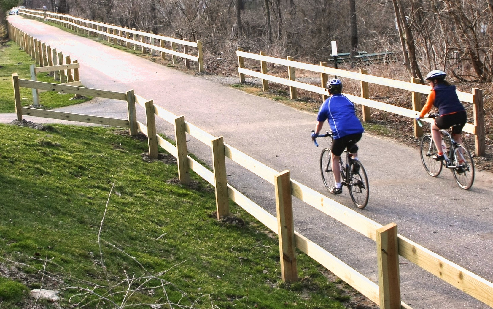 Take Planning Commission's Survey on Chester Valley Trail's Western Extension