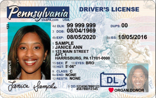 To Licenses Designed Driver's Newly Phase Penndot Id Cards In