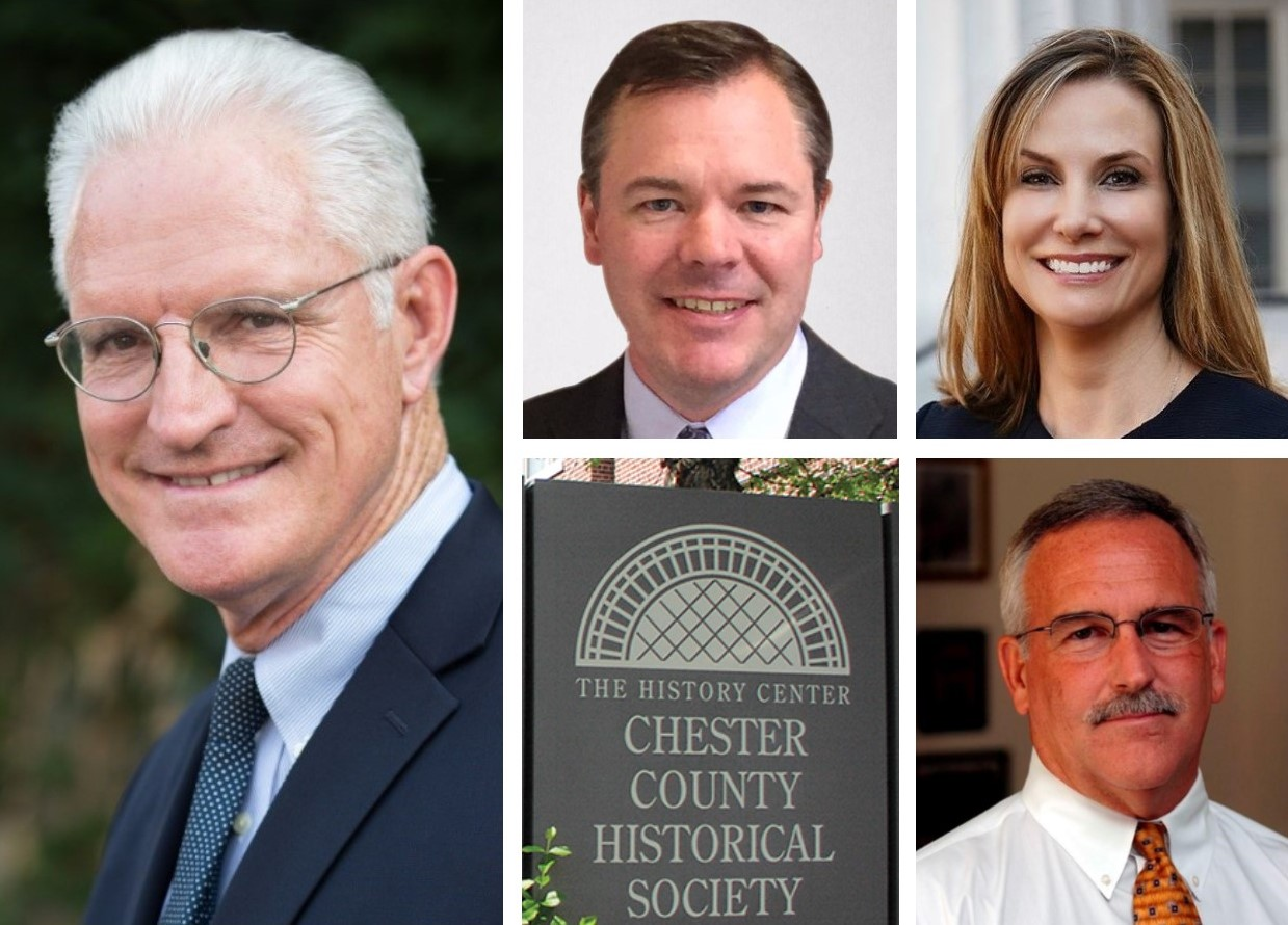 Chester County Historical Society Elects New Slate of Officers to Board of Trustees