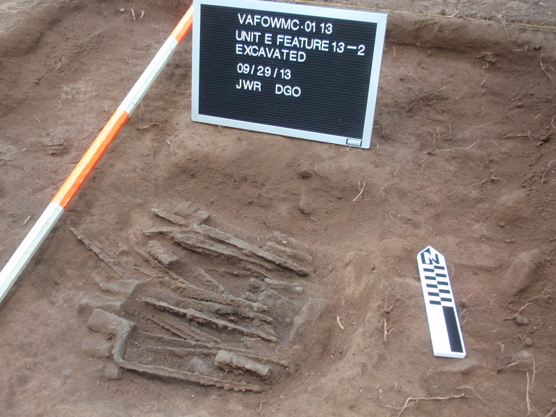 Archaeology Student Unearths Valley Forge Bayonet Stash, Writes Dissertation