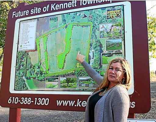 Kennett Township Manager Honored for Helping the Municipality Prosper