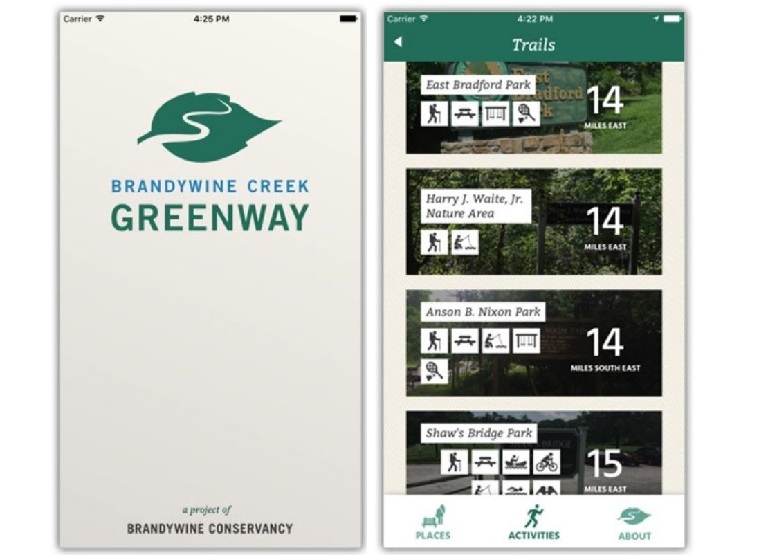 New App Connects Users to More Than 100 Parks, Preserves in Chester County