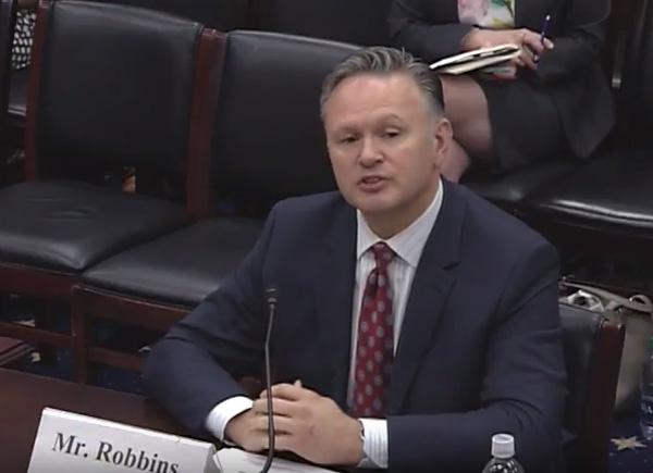Mr. Robbins Goes to Washington