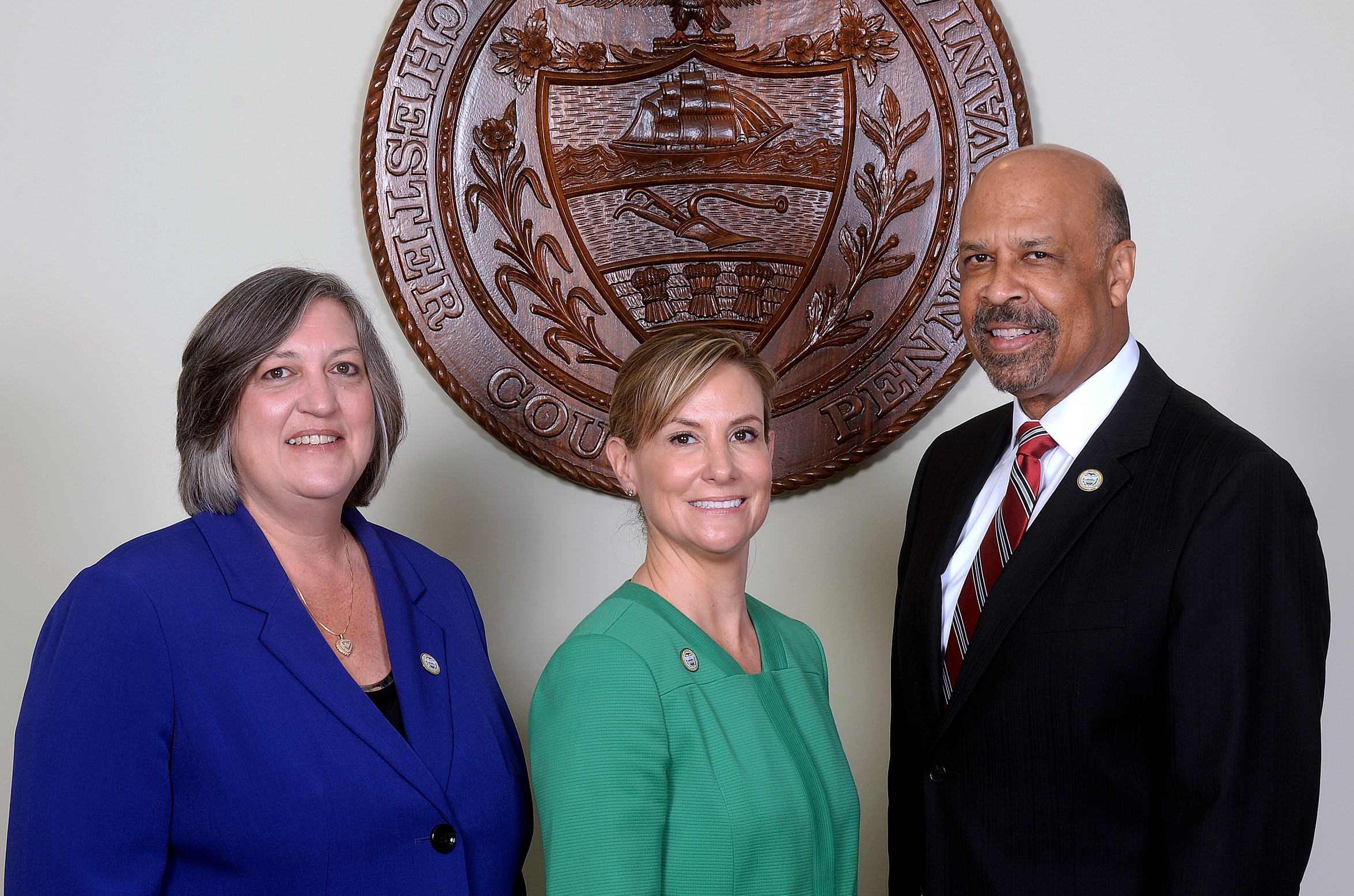 Chester County Commissioners Examine 'State of the County'