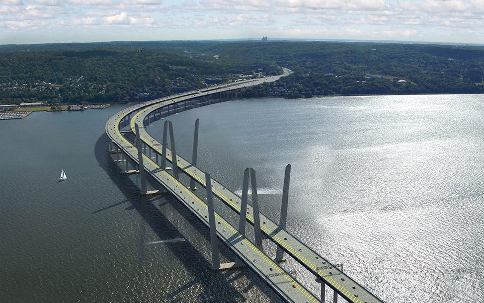 New York's Newly Opened Mario Cuomo Bridge Sits on Foundation of Coatesville-Made Steel