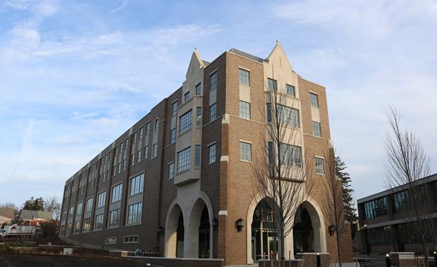 WCU's Business School Enjoying a Bull Run of Its Own