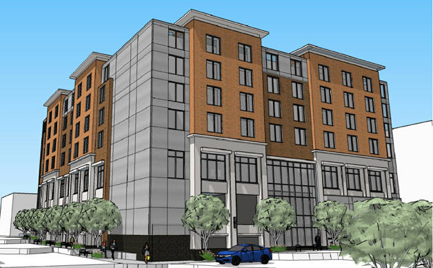 Kennett Realty Group Aims To Build Upscale Hotel In Downtown Square