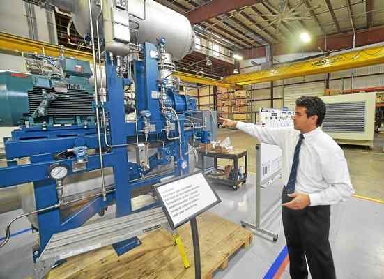 Aerzen Blows Open Doors of Its $7 Million Expansion in Coatesville