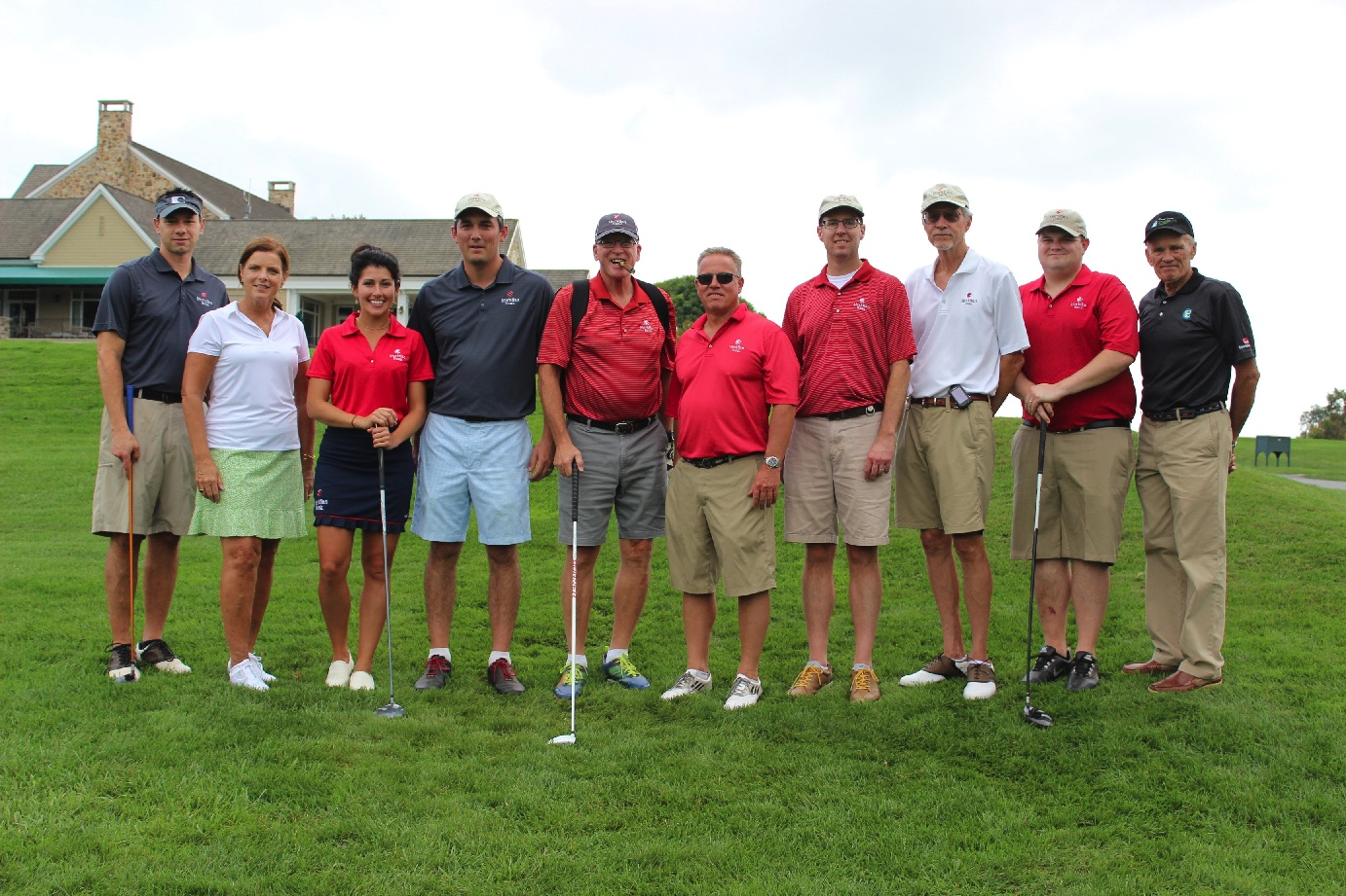 CCEDC Hosts 14th Annual Golf Classic for Region's Top Business Leaders