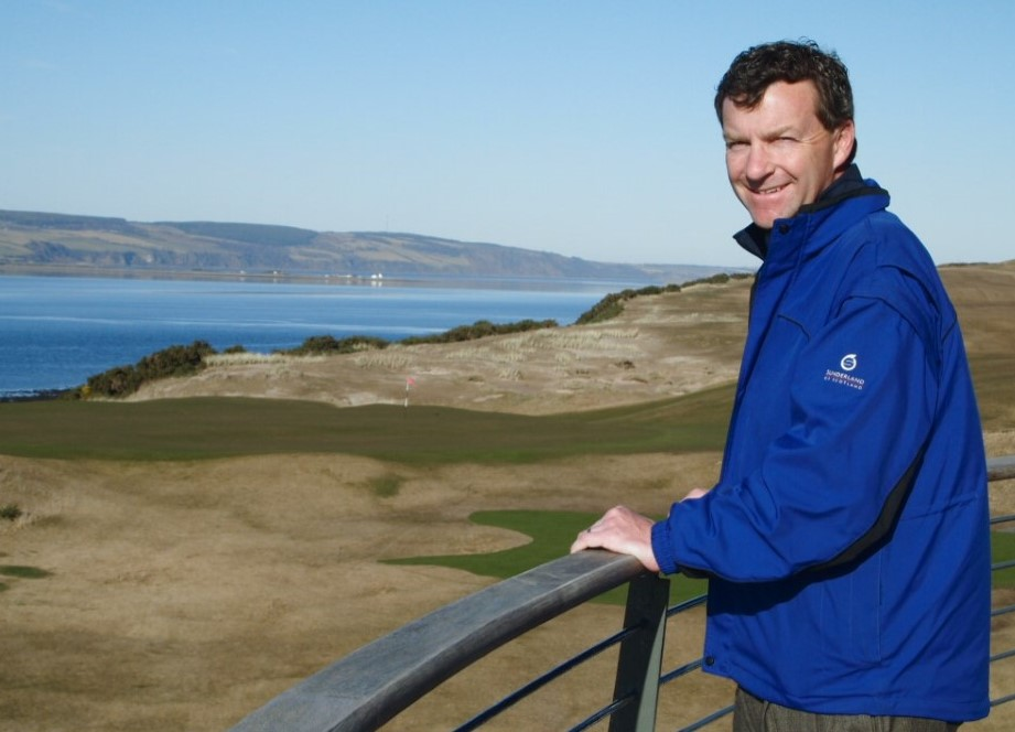 Renowned Golf Course Architect from Malvern Discusses Hands-On Approach, Working for Trump