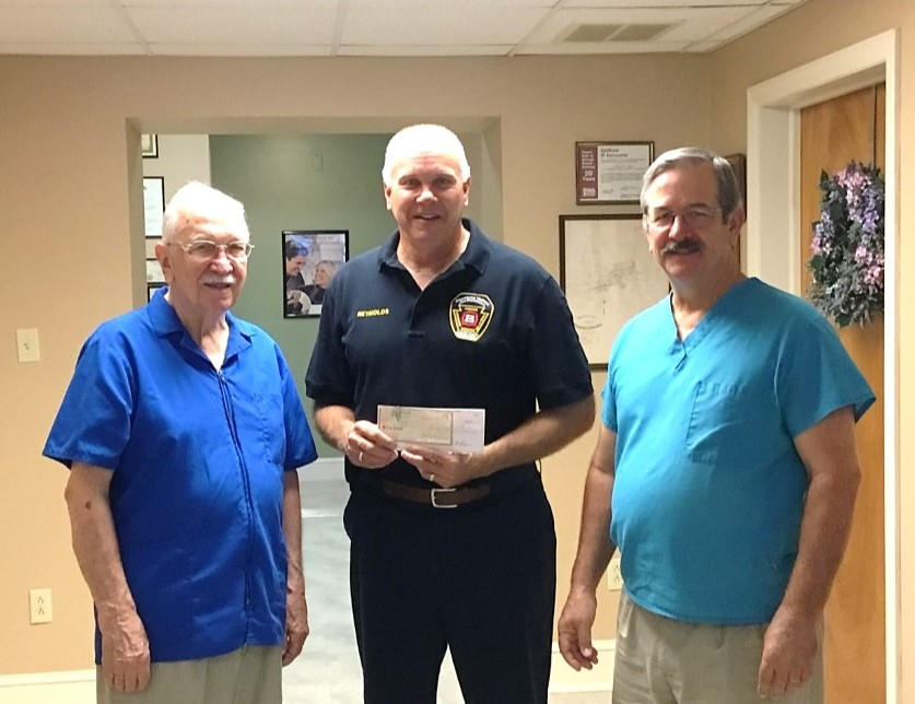 Keystone Valley Fire Department's Building Campaign Receives Challenge Grant of $500,000