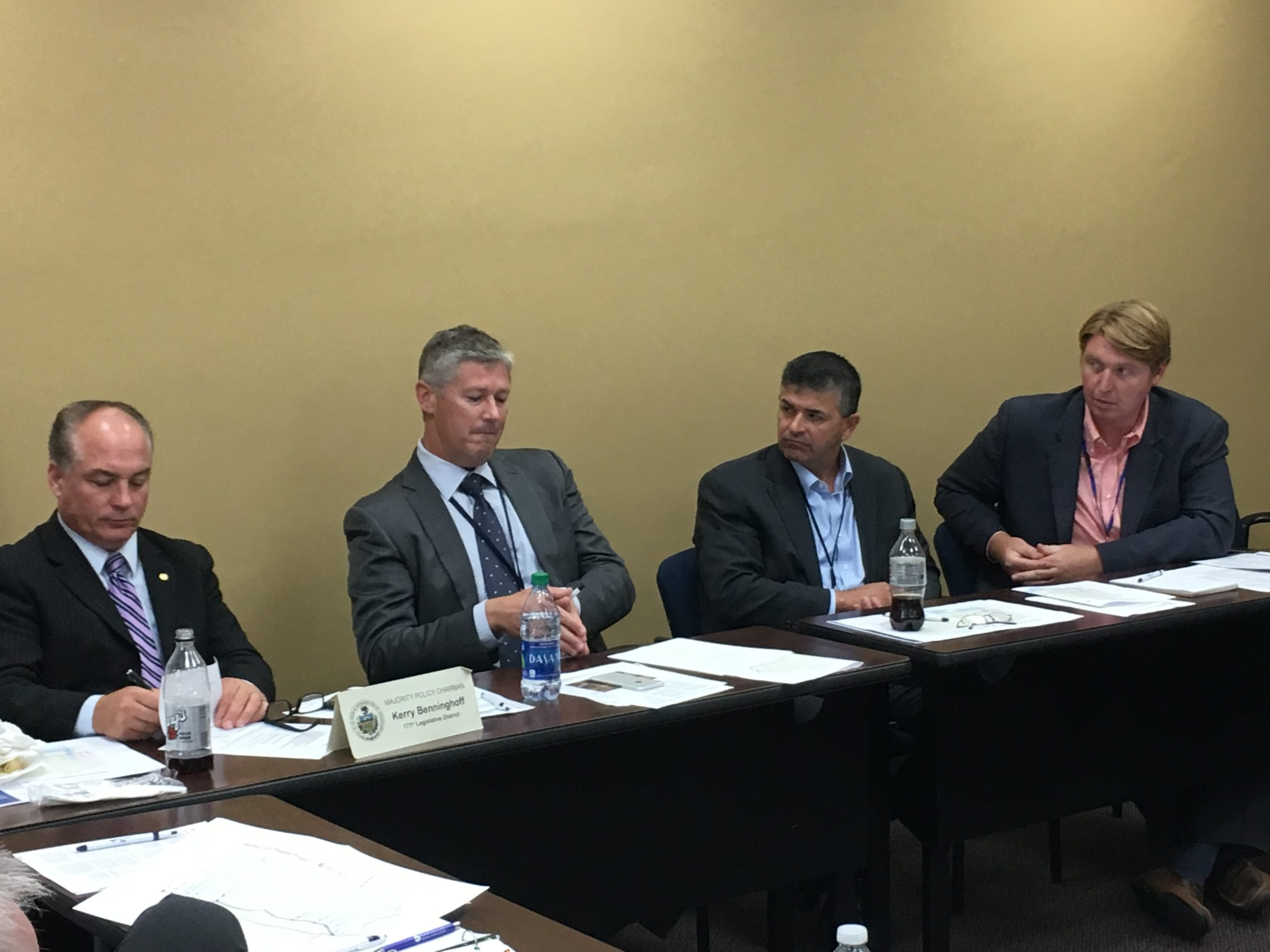 State Reps Descend Upon Marcus Hook to Laud Benefits of Marcellus Shale