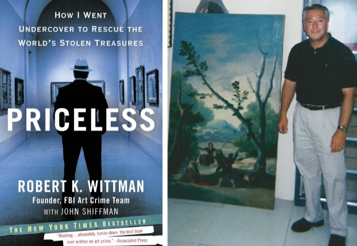 Devon-Based Surrey to Host Presentation by 'Most Famous Art Detective in the World'