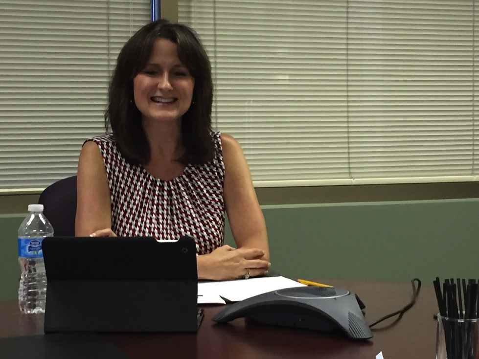 Brumbaugh Wealth Management Presents Koffee with Kim