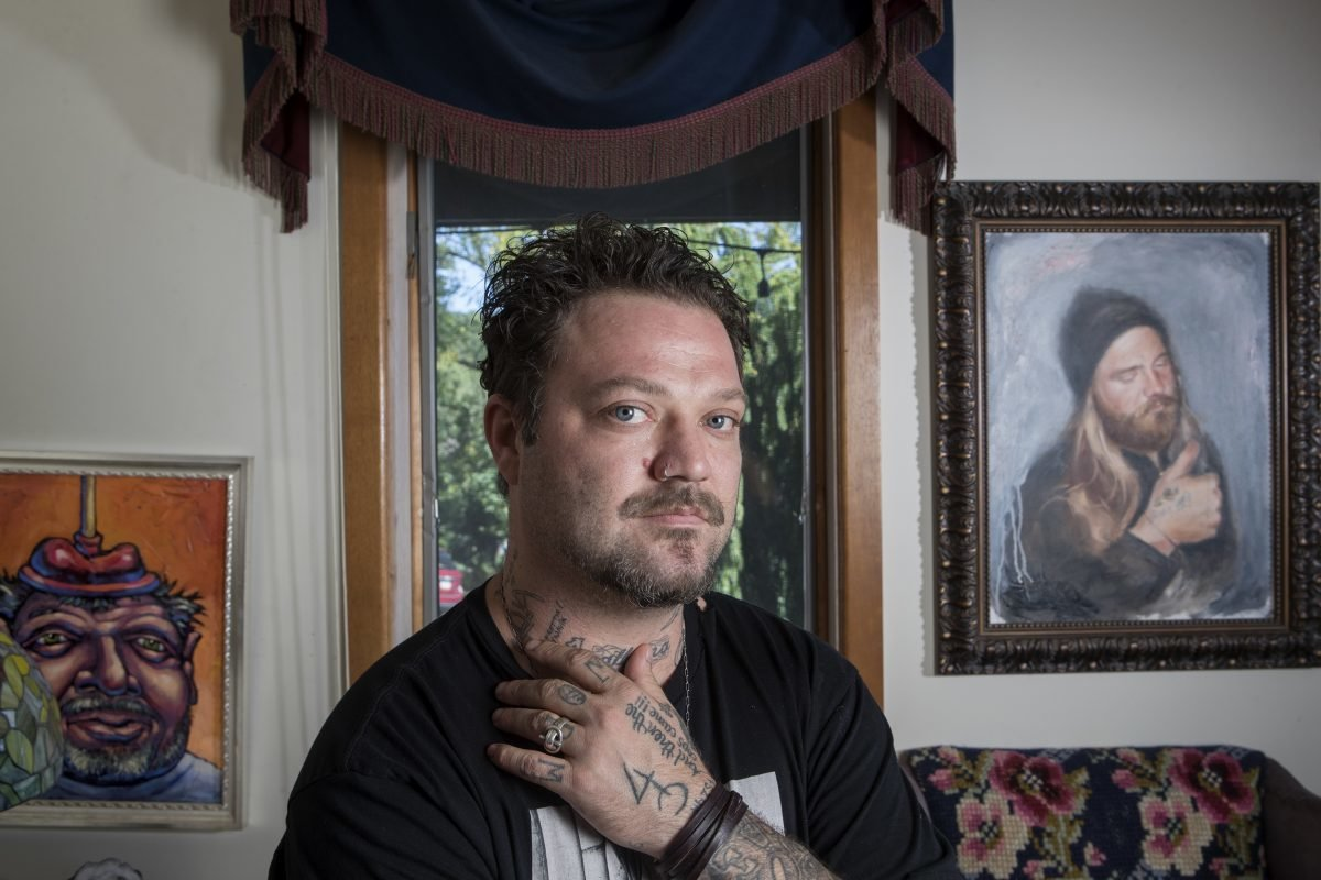 After 'Bringing Hollywood to West Chester,' Bam Margera Ready to Settle Down