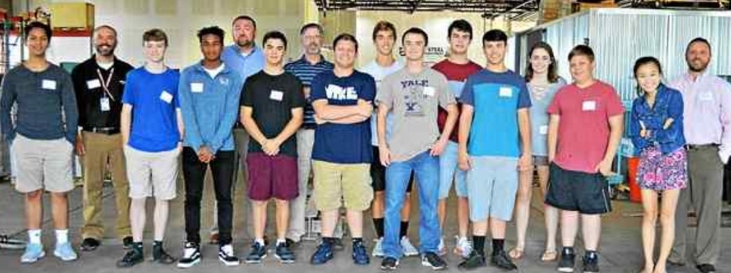 West Chester's Berlin Steel Gives Henderson Students an Inside Look