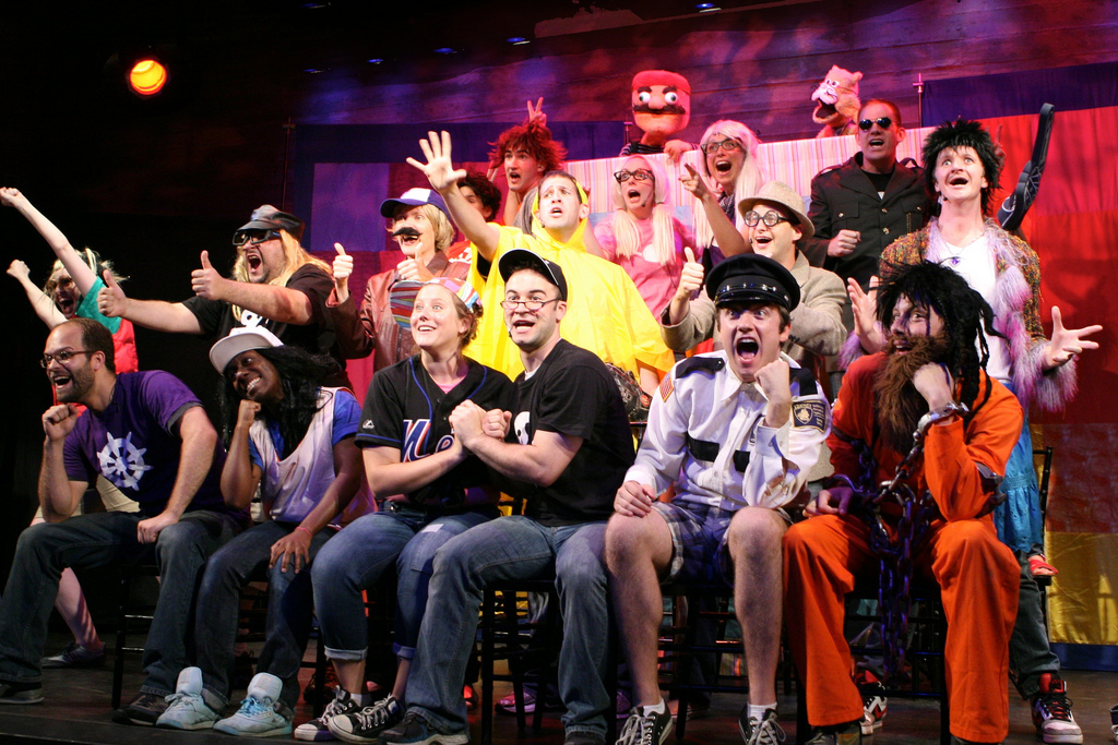 WCU Live! to Host Improv Group That Provides 'Infusion of Joy, Refreshing Dose of Absurd'