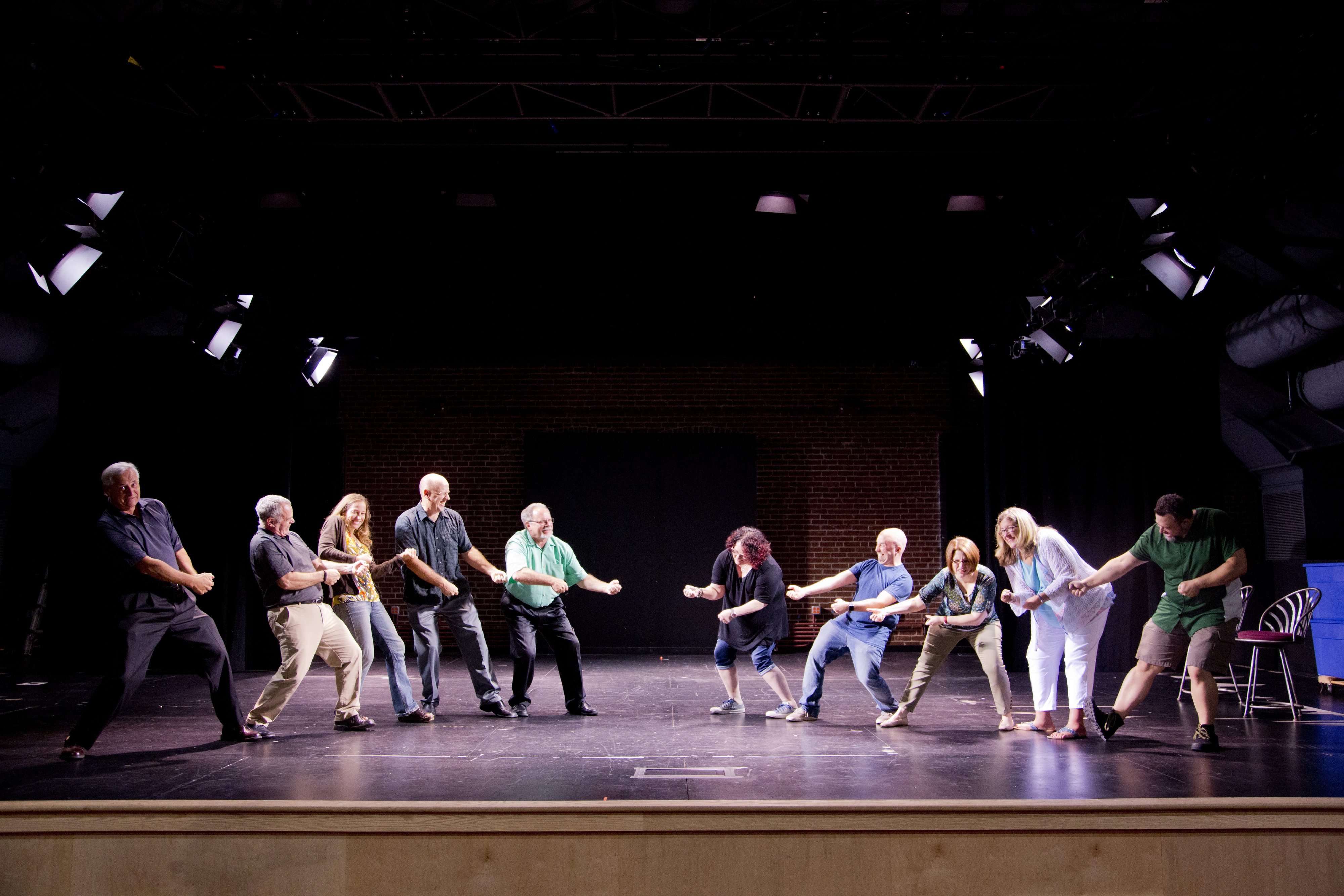 ACT in Faith, Better Than Bacon Join Forces for a Night of Improv to Benefit West Chester