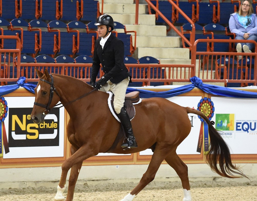 Cochranville Olympian a Surprise Competitor at Pennsylvania National Horse Show