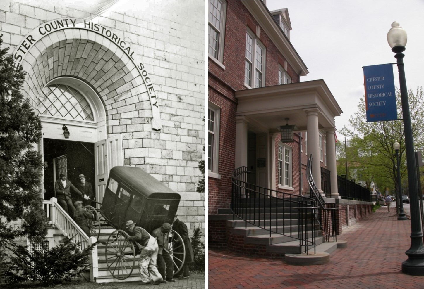 Chester County Historical Society Invites You to Give Back This Holiday Season