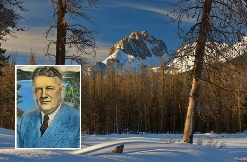Chadds Ford Native, Former Senator Once Challenged Teddy Roosevelt Over Idaho Wilderness