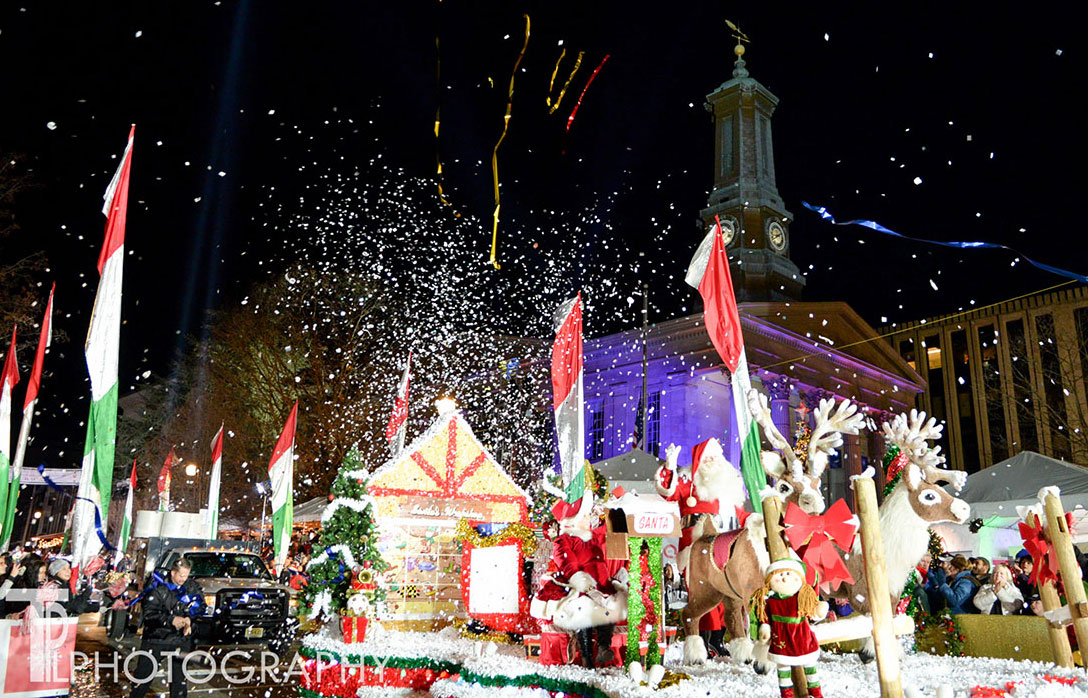 West Chester Christmas Parade Drives Economic Vitality