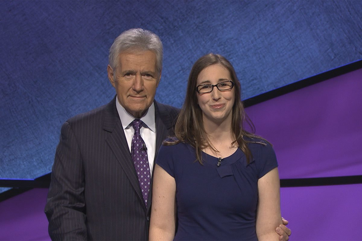 Microbiologist from Berwyn Returns to Jeopardy! for Tournament of Champions