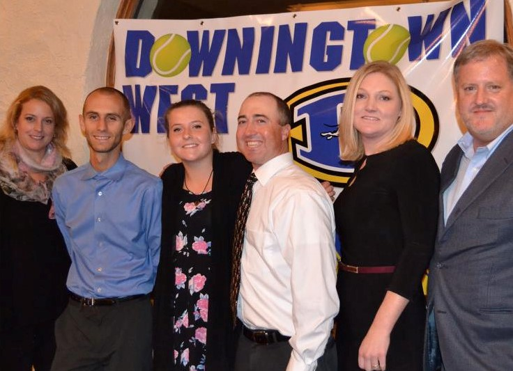 Sweet Jane's Wish Awards Scholarships to Tennis Players at Downingtown East, West