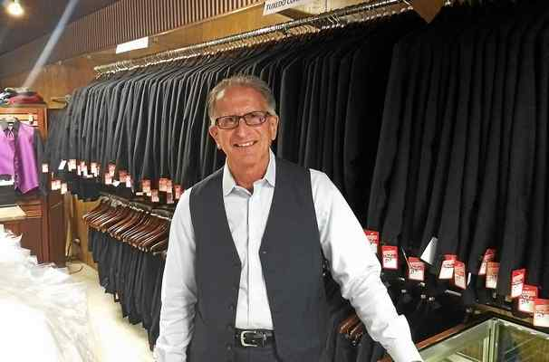 Torelli's Custom Suits in Kennett Square Liquidating Inventory for Year-End Closure