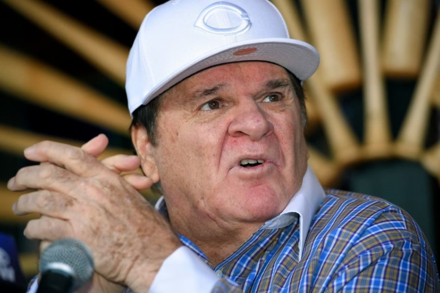 Pete Rose Dismisses Defamation Suit for Comments Made on Local Radio Station
