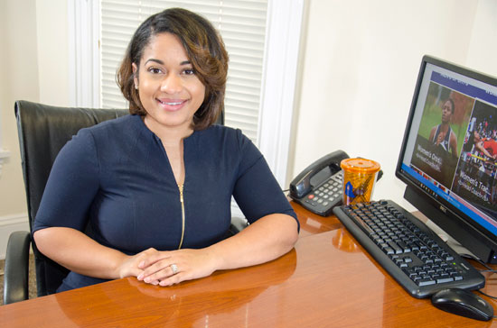 Lincoln University Administrator One of 10 Millennials to Watch in Higher Education