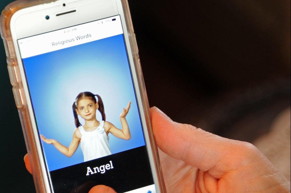 Multimedia Company in Oxford Helps Develop App That Teaches Deaf Children to Pray