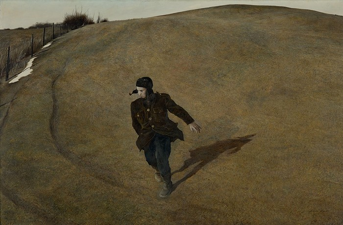 Interpreting a Death-Inspired Painting by Andrew Wyeth Now on Display in Seattle