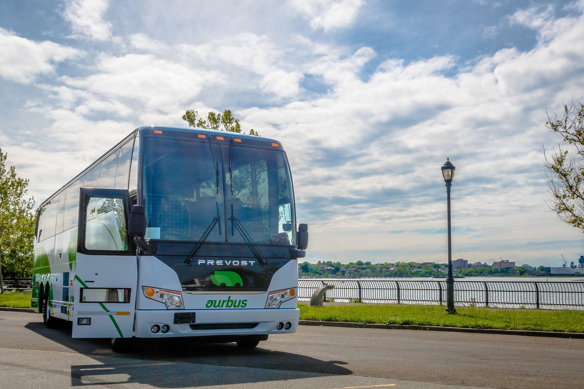 OurBus Expands Pennsylvania Presence with Crowdsourced Service from York, Lancaster to NYC